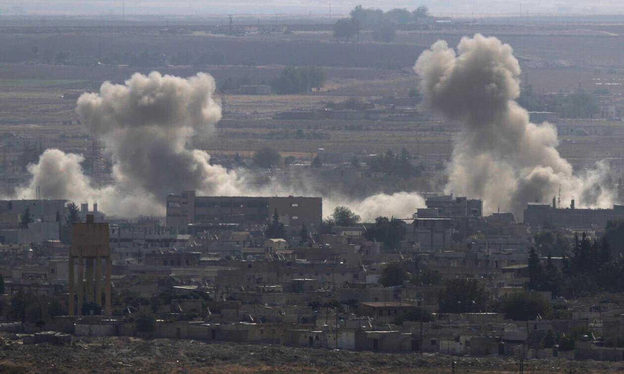 Τουρκική εισβολή στη Συρία: Οι Κούρδοι μαχητές αντιστέκονται σθεναρά στον δολοφόνο Ερντογάν