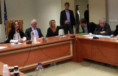Αδιέξοδο στη συνάντηση Διαμαντοπούλου-ΠΝΟ