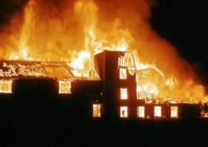 Πυρκαγιά στα κεντρικά γραφεία της Sprider Stores