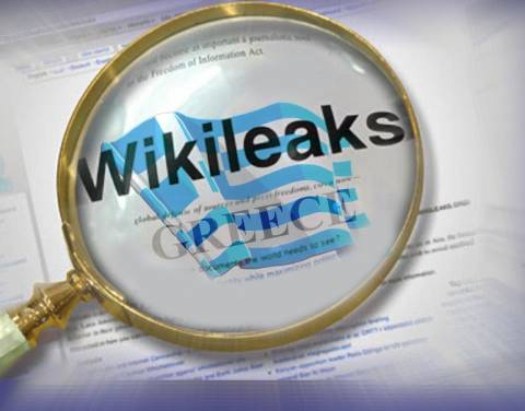 Το Wikileaks για την Ελλάδα