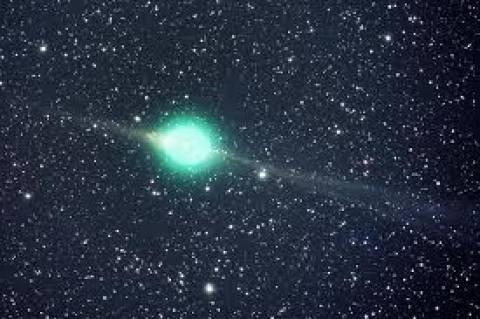 Διαστημικός γίγαντας που μας «πετάει» κομήτες!