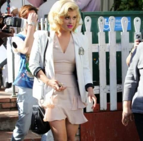 Kelly Osbourne: Όταν η Kelly συνάντησε τη Marilyn