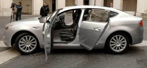 Αναβιώνει η ιταλική De Tomaso