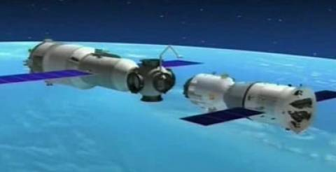 Κινέζικο «Ουράνιο Παλάτι» στο διάστημα