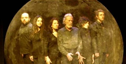 """Η """"Ασκητική"""" του Καζαντζάκη για πρώτη φορά στο θέατρο"""