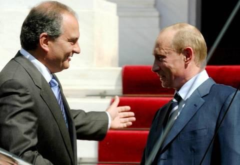Η Αμερική ανησυχούσε για τη σχέση Καραμανλή-Πούτιν