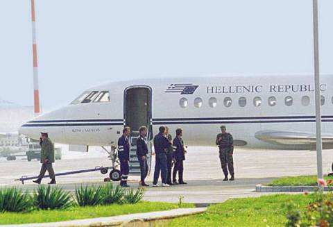 Απίστευτη πρόκληση με τους VIP Έλληνες υπουργούς