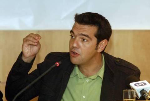 Αποφεύγει να καταδικάσει τους προπηλακισμούς ο Α. Τσίπρας