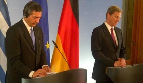 Γκ. Βεστερβέλε: « Η Γερμανία στηρίζει την Ελλάδα»