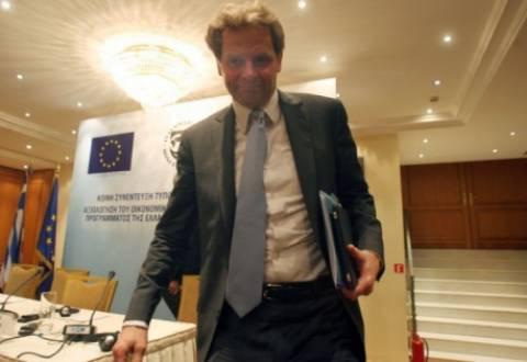 Πρόβλεψη-σοκ του ΔΝΤ για το ελληνικό χρέος