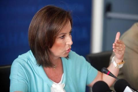 Διαμαντοπούλου: Να βάλουμε τέλος στο τέλμα