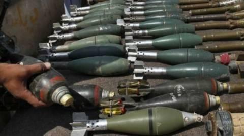 Βραδυφλεγής βόμβα λίγα χιλιόμετρα από το κέντρο της Αθήνας