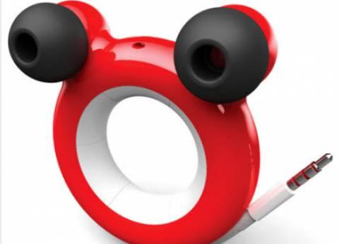 Τα ακουστικά του Μίκι Μάους
