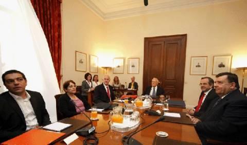 Αναβάλλονται οι συναντήσεις Παπανδρέου-πολιτικών αρχηγών