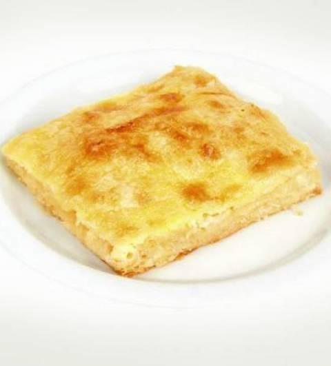 Σπιτικό τυρόψωμο