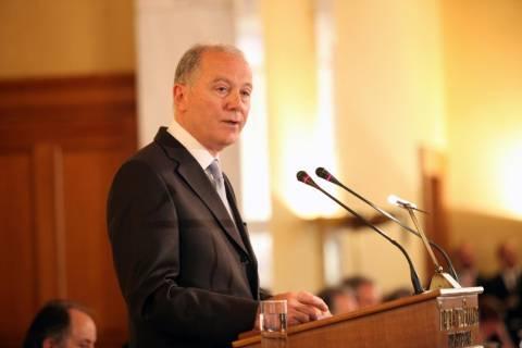 Προβόπουλος: «Χρειάζεται χρόνος για να ξεπεράσει η Ελλάδα τα προβλήματα»