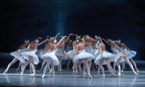 Λίμνη των κύκνων: Grigorovich ballet theatre of Russia στην Αθήνα