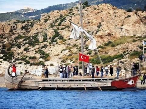 Παιχνίδι με την ιστορία μας κάνουν οι Τούρκοι