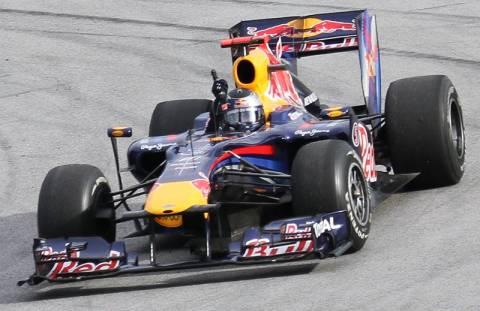 Ο Vettel στην pole και στην Ουγγαρία