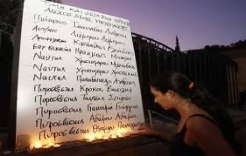 Κύπρος: Πορεία μνήμης για τα 13 θύματα