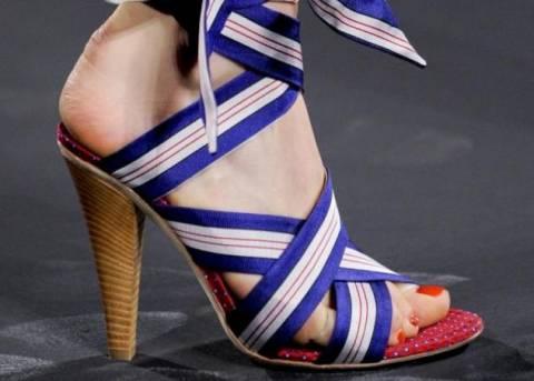 Τα ψηλοτάκουνα παπούτσια ευθύνονται για την αρθρίτιδα