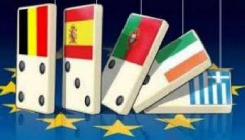Ανησυχία για ντόμινο στην Ευρωζώνη