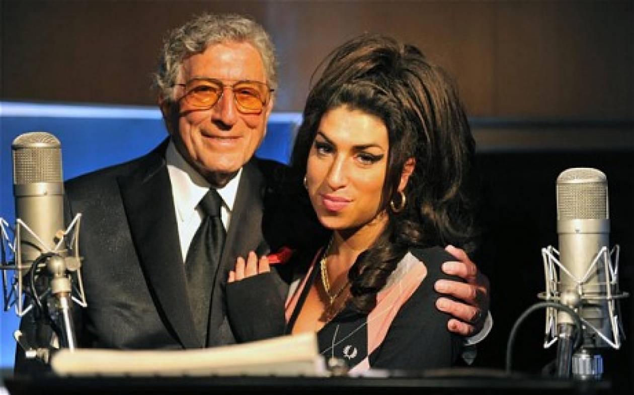 «Φιλανθρωπικό» ντουέτο Winehouse-Bennett
