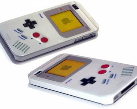 Κάντε το iPhone σας να μοιάζει με Game Boy!