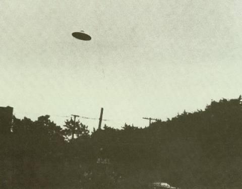 Εθεάθη UFO στη Κόρινθο!