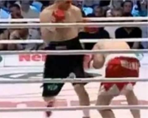 Ο πιο γελοίος αγώνας πυγμαχίας που έγινε ποτέ...!