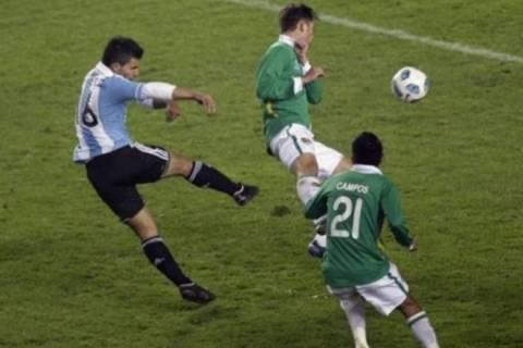 Μέσι: «Θα πετύχει ο Αγκουέρο»