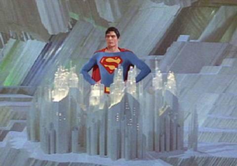 Οι «κρύσταλλοι μνήμης» του Superman αντί σκληρών δίσκων