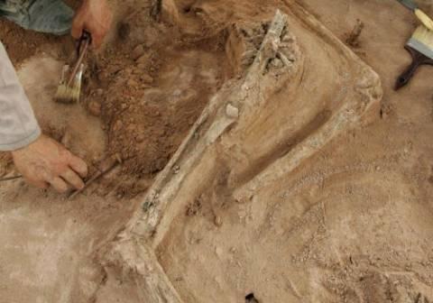Ανθρώπινη θυσία πριν από 3.000 χρόνια