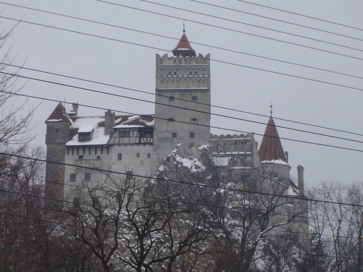 Ο Κόμης Δράκουλας ζούσε σε άλλο κάστρο