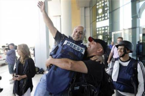 Λιβύη: Απελευθερώθηκαν οι Ιταλοί δημοσιογράφοι
