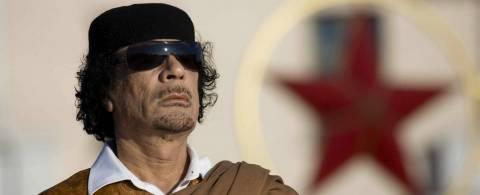 Ο Καντάφι αντιστέκεται ακόμα