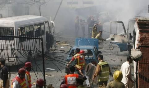 Σκόρπισαν το θάνατο μουσουλμάνοι-βομβιστές