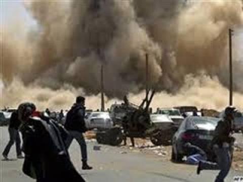 Λιβύη: συνεχίζονται οι βομβαρδισμοί από το ΝΑΤΟ
