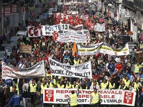 Αύξηση του αριθμού των φτωχών στην Γαλλία