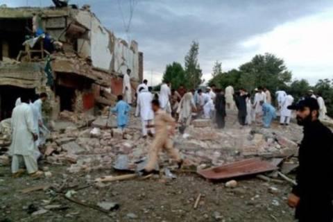 Αιματηρή επίθεση στο Πακιστάν