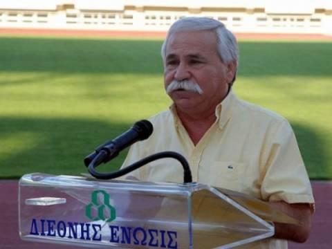 Σούπερ Λιγκ: Νέος πρόεδρος ο Απ. Παπουτσάκης
