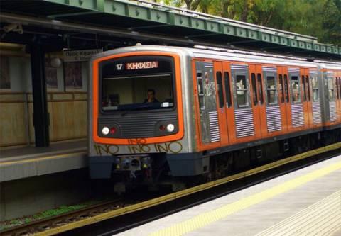 24ωρη απεργία αύριο σε Μετρό και ΗΣΑΠ