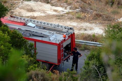 Δείτε ποιες περιοχές κινδυνεύουν από πυρκαγιά