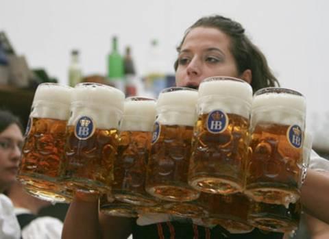 «Ρούφηξαν» τις εισπράξεις από τη γιορτή μπύρας!