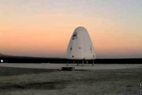 Συνετρίβη το διαστημόπλοιο του Τζεφ Μπέζος