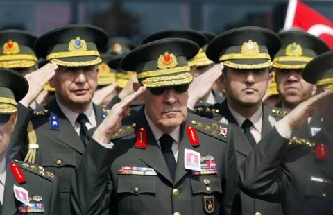 Σύλληψη Τούρκου στρατηγού για την υπόθεση «Εργκένεκον»