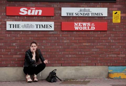 Απολύσεις στη «News International» του Μέρντοκ