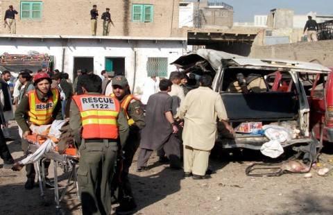 Ταλιμπάν επιτέθηκαν σε σχολικό