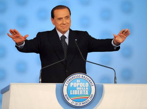 Ψήφο εμπιστοσύνης έλαβε η κυβέρνηση της Ιταλίας