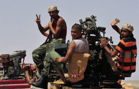 Λιβύη: Η Νορβηγία δίνει χρήματα στο Εθνικό Μεταβατικό Συμβούλιο